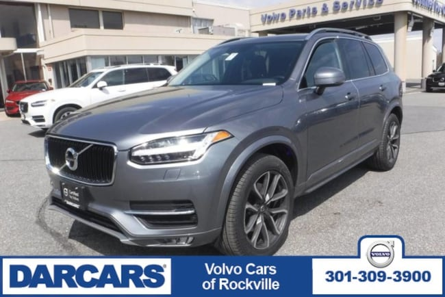 Used 2016 Volvo XC90 T6 Momentum PLUS, AWD SUV Rockville