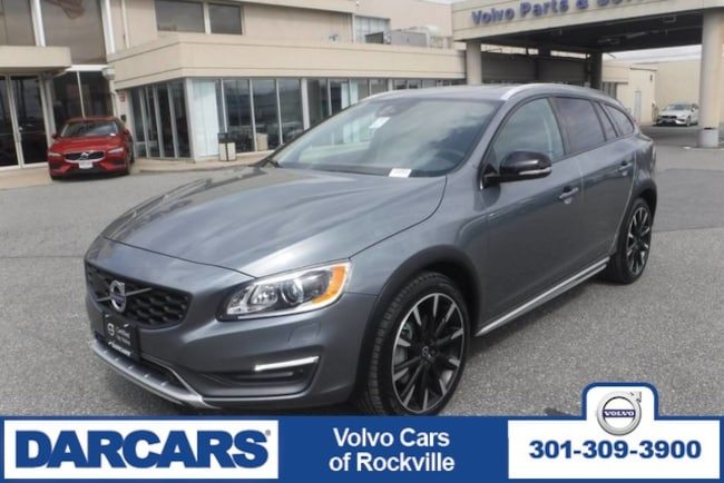 Used 2016 Volvo V60 Cross Country T5 Platinum, AWD Wagon Rockville