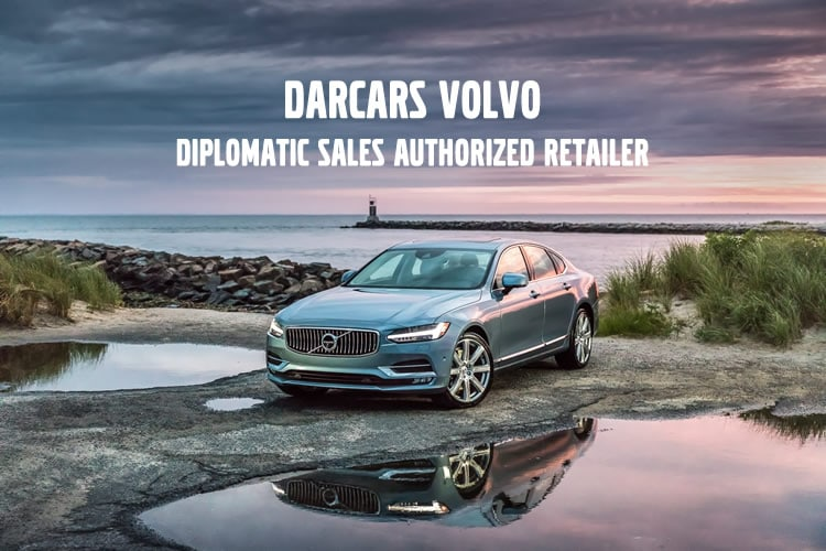 Military & Diplomatic Volvo Program at DARCARS Volvo Cars