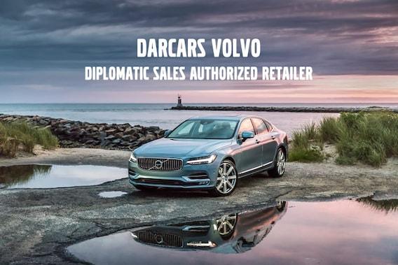 Military Diplomatic Volvo Program At Darcars Volvo Cars