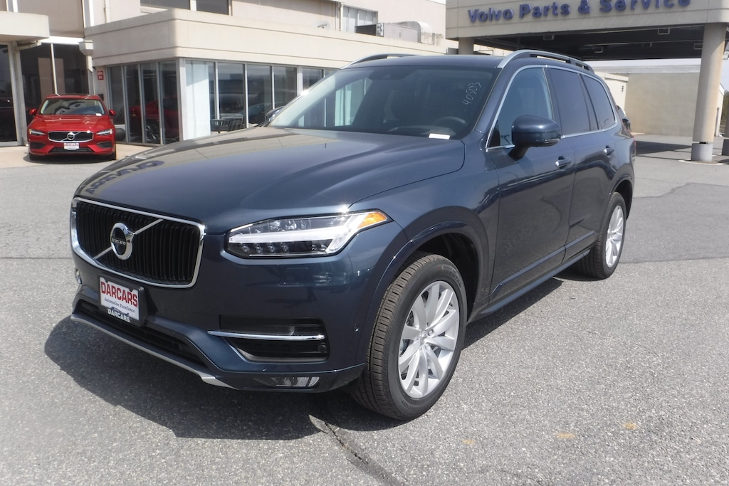 2020 Volvo XC90: Refresh, New Battery, New Safety Aids >> New 2019 Volvo Xc90 For Sale At Darcars Volvo Cars Vin Yv4a22pk1k1496311