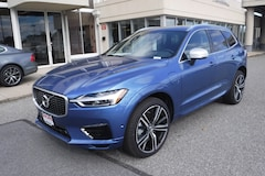 New 2019 Volvo XC60 Hybrid T8 R-Design SUV in Rockville