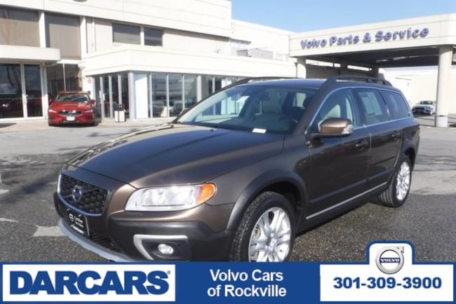 Used 2016 Volvo XC70 T5 Premier, AWD SUV Rockville