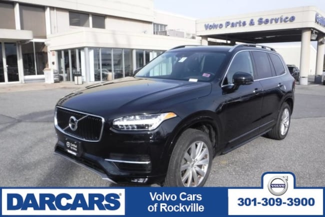 Used 2016 Volvo XC90 T6 Momentum Plus AWD SUV Rockville