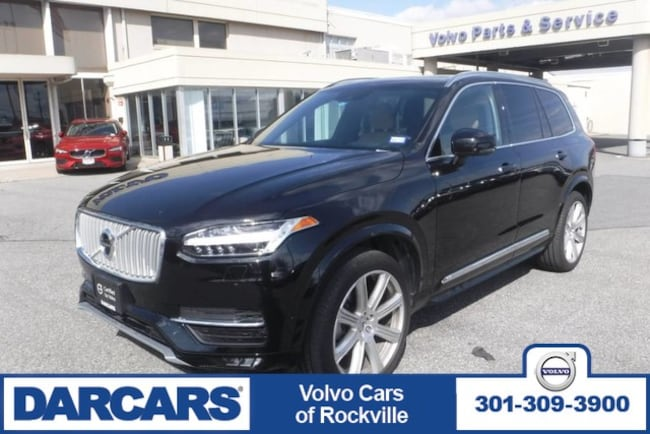 Used 2016 Volvo XC90 T6 First Edition, AWD SUV Rockville