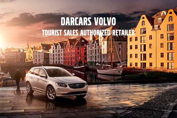 Military & Diplomatic Volvo Program at DARCARS Volvo Cars
