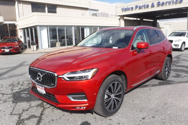 New 2019 Volvo XC60 T5 Inscription SUV Rockville MD