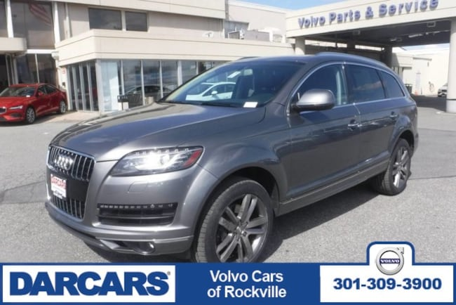 Used 2014 Audi Q7 3.0T Premium Plus SUV Rockville