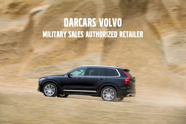 military  u0026 diplomatic volvo program at darcars volvo cars