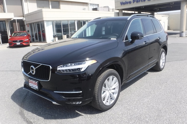 New 2019 Volvo XC90 T6 Momentum SUV Rockville MD