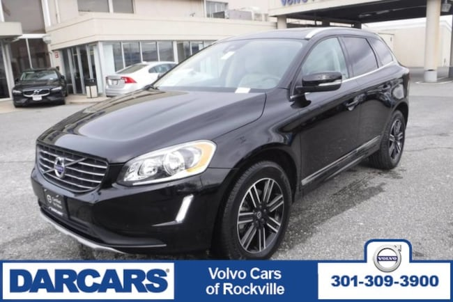 Used 2016 Volvo XC60, T6 Drive-E, AWD SUV Rockville