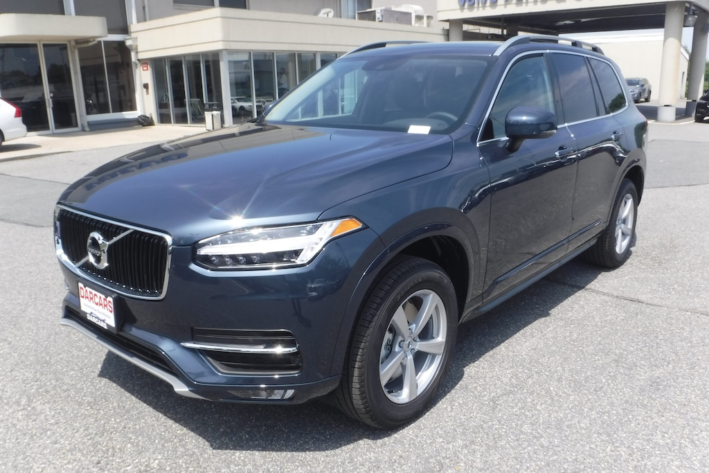 2020 Volvo XC90: Refresh, New Battery, New Safety Aids >> New 2019 Volvo Xc90 For Sale At Darcars Volvo Cars Vin Yv4102ck8k1422962
