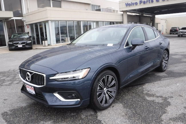 New 2019 Volvo S60 T6 Inscription Sedan Rockville MD