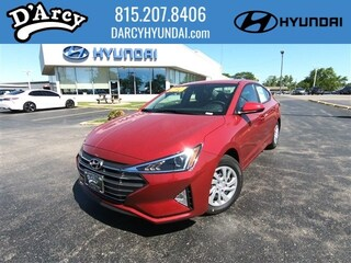 New 2020 Hyundai Elantra SE Sedan KMHD74LF5LU895014 for Sale at D'Arcy Hyundai in Joliet, IL