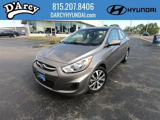 2017 Hyundai Accent Value Edition Sedan for Sale at D'Arcy Hyundai in Joliet, IL