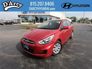 2016 Hyundai Accent SE Sedan for Sale at D'Arcy Hyundai in Joliet, IL