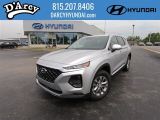New 2019 Hyundai Santa Fe SEL 2.4 SUV 5NMS33AD9KH124094 for Sale at D'Arcy Hyundai in Joliet, IL