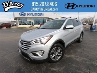 Used 2014 Hyundai Santa Fe GLS SUV KM8SM4HF6EU088674 for Sale at D'Arcy Hyundai in Joliet, IL