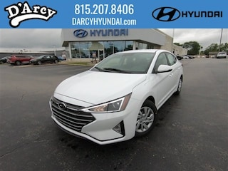 New 2020 Hyundai Elantra SE Sedan 5NPD74LF1LH504648 for Sale at D'Arcy Hyundai in Joliet, IL