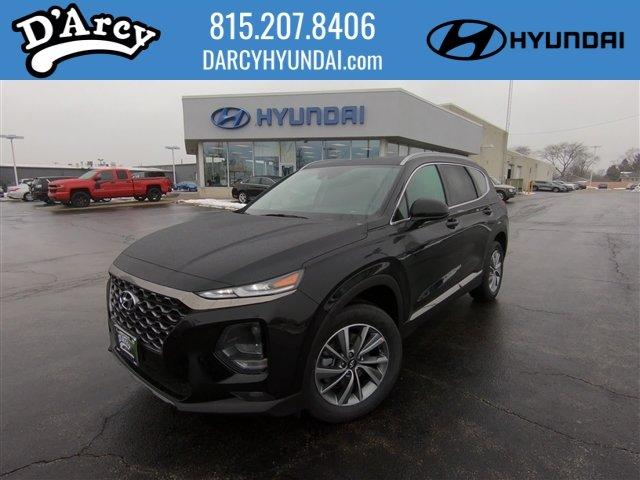 2019 Hyundai Santa Fe SEL Plus 2.4 SUV 5NMS33AD1KH069835