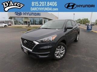New 2019 Hyundai Tucson SE SUV KM8J2CA40KU004042 for Sale at D'Arcy Hyundai in Joliet, IL