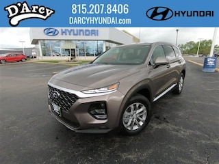 New 2019 Hyundai Santa Fe SEL 2.4 SUV 5NMS3CAD6KH066266 for Sale at D'Arcy Hyundai in Joliet, IL