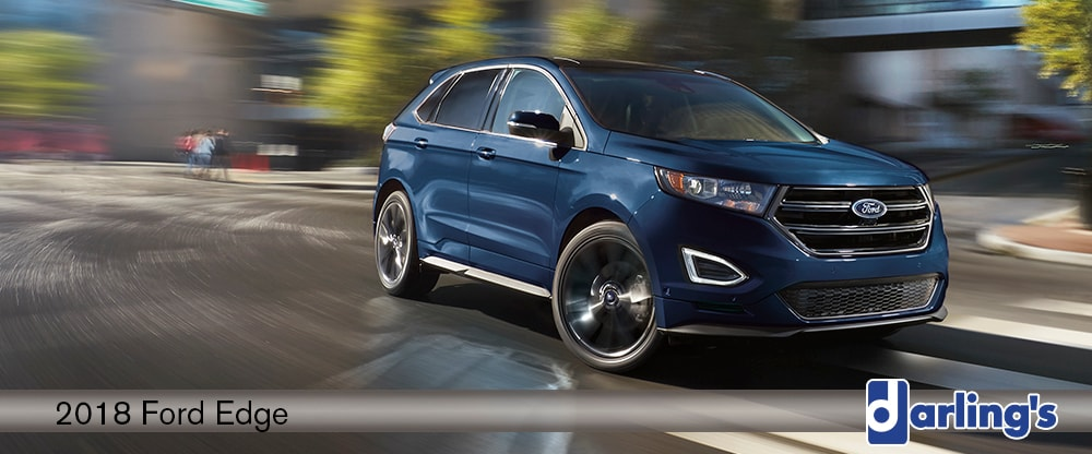 Ford Edge Introducing