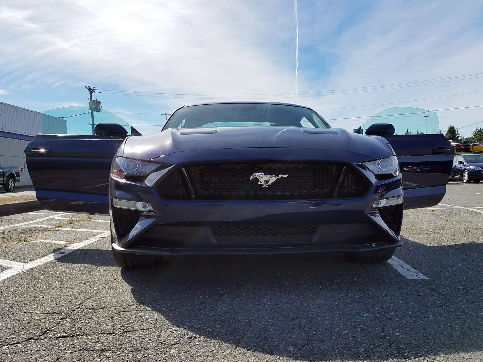 Sneak Peek: 2018 Ford Mustang | Darling's Bangor Ford