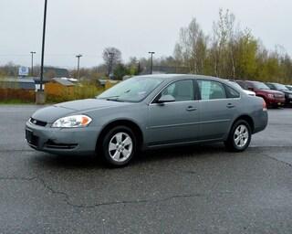 2007 Chevrolet Impala LT (Non-Inspected Wholesale Tow-Off) Sedan