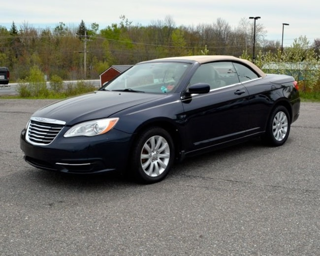 2011 Chrysler 200 Touring (Inspected Wholesale) Convertible