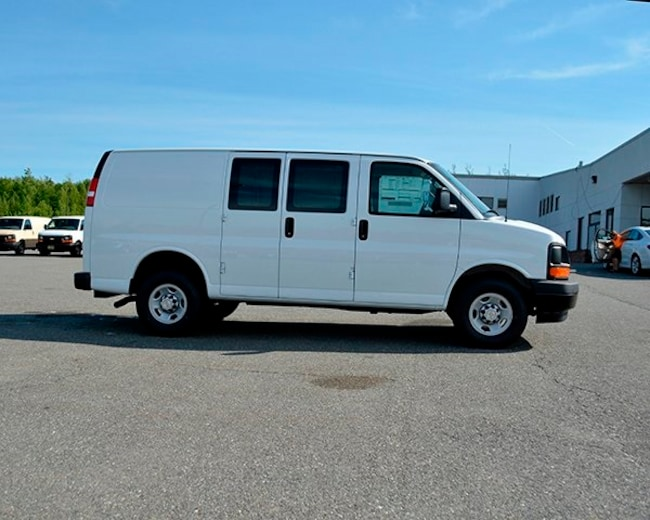 New 2017 Chevrolet Express 2500 For Sale At Darling S Chevrolet