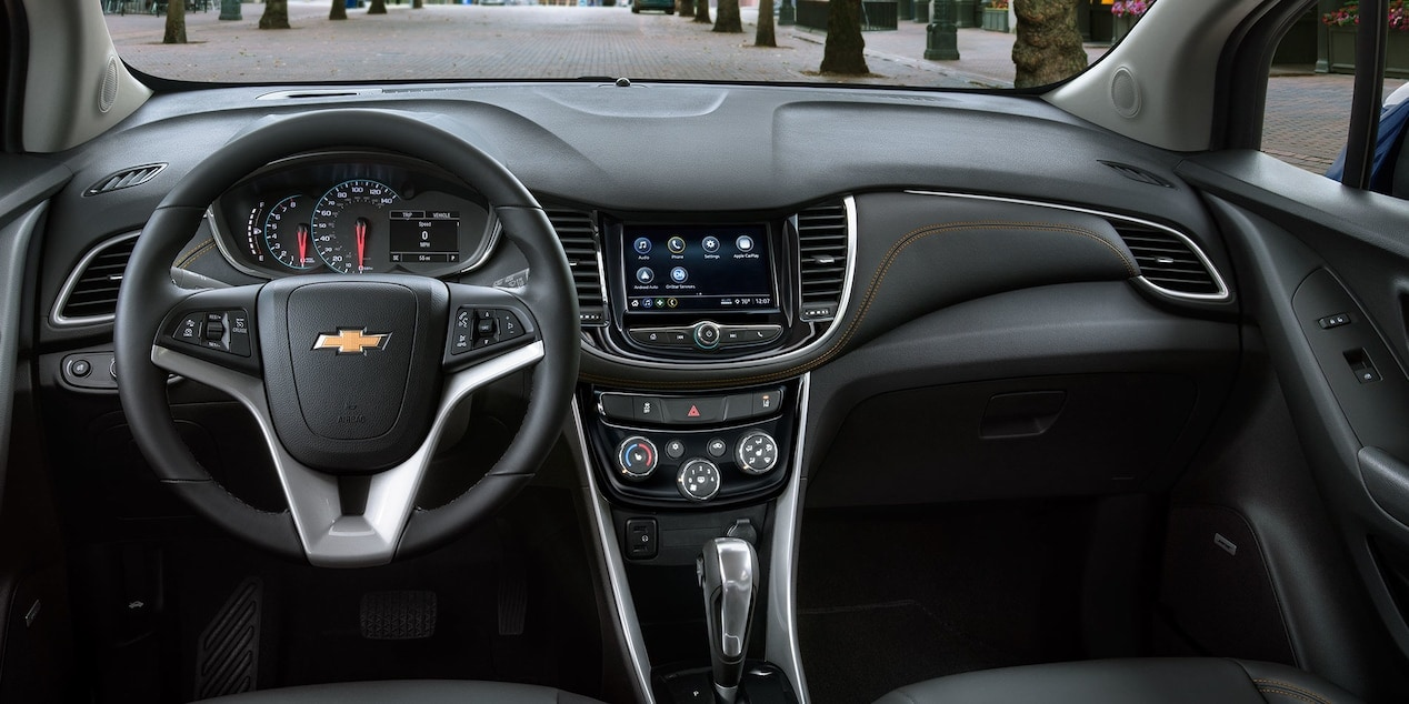 2018 Chevrolet Trax | Darling's Chevrolet