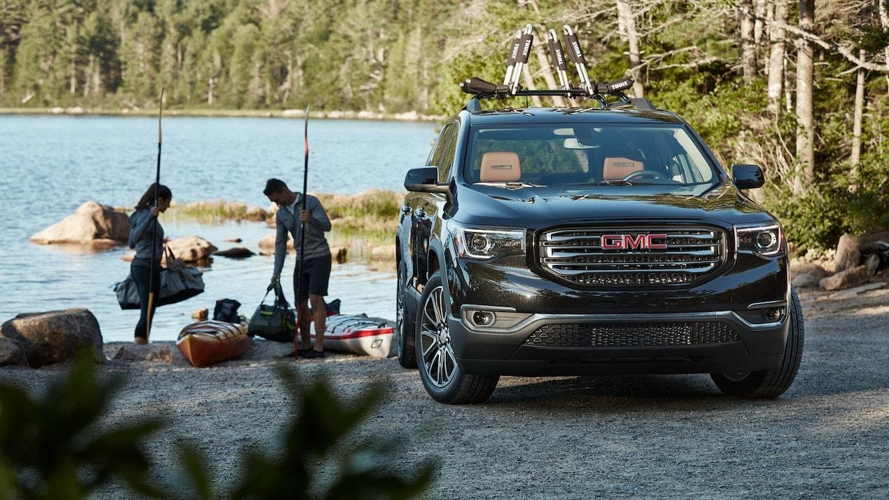 2018 Gmc Acadia Darling S Gmc Buick
