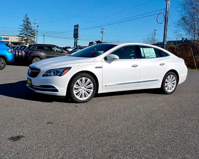 2018 Buick LaCrosse Preferred Sedan