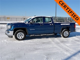 2016 GMC Sierra 1500 Base (Certified) Truck Double Cab