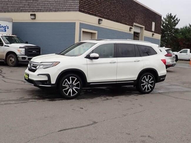2019 Honda Pilot Touring 7-Passenger AWD SUV