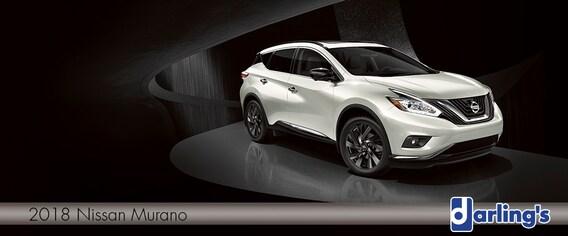 2018 Nissan Murano | Darling's Nissan Bangor