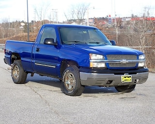 2004 Chevrolet Silverado 1500 Base (Non-Inspected Wholesale Tow-Off) Truck Regular Cab
