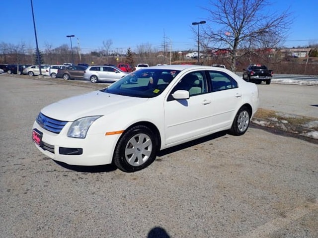 2008 Ford Fusion SE (Non-Inspected Wholesale Tow-Off) Sedan