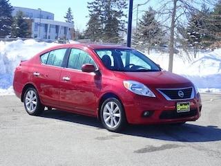 2014 Nissan Versa 1.6 SL (Inspected Wholesale) Sedan