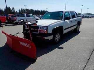2003 Chevrolet Avalanche 1500 Base (Non-Inspected Wholesale Tow-Off) Truck Crew Cab