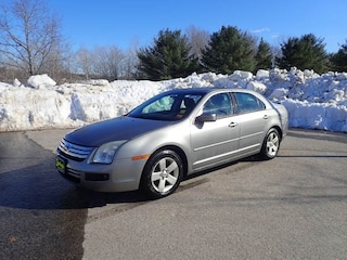 2009 Ford Fusion SE (Non-Inspected Wholesale Tow-Off) Sedan