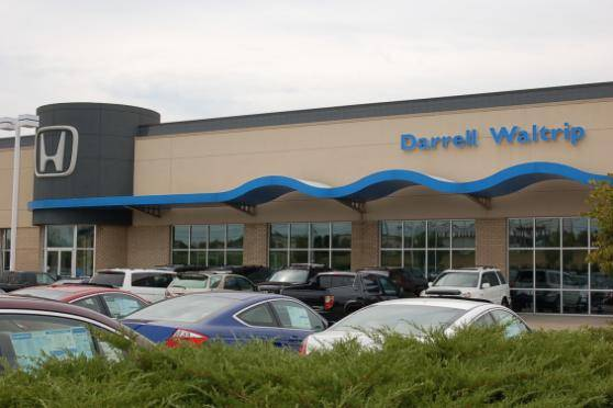 Used Car Dealerships In Murfreesboro Tn >> New Honda & Used Car Dealer Franklin, TN | Darrell Waltrip ...