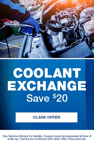 Coolant Exchange