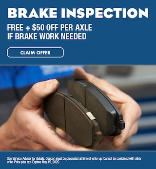 Brake Inpsection