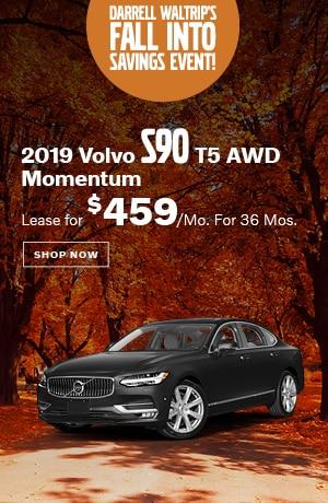 2019 Volvo S90 T5 AWD Momentum