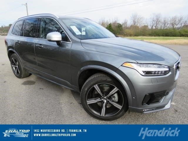 New 2019 Volvo Xc90 Suv For Sale In Franklin Tn Near Nashville Brentwood And Murfreesboro Tn Vin Yv4a22pm8k1460469