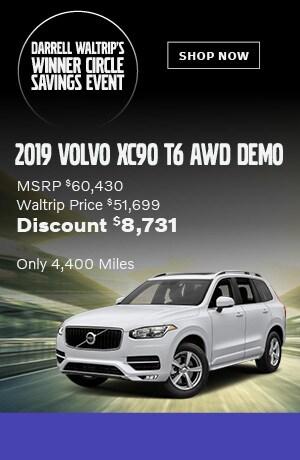 2019 Volvo XC90 T6 AWD Demo