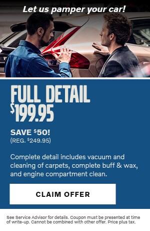 Parts & Service Specials in Franklin, TN | Darrell Waltrip Volvo Cars