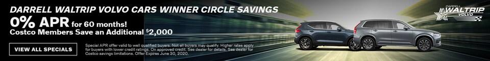 Winner Circle Savings